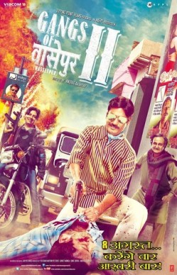 Gangs of Wasseypur part two music review